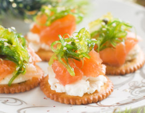 pictures of salmon ideal for when running a buffet business