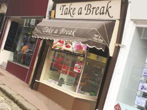 take a break contact